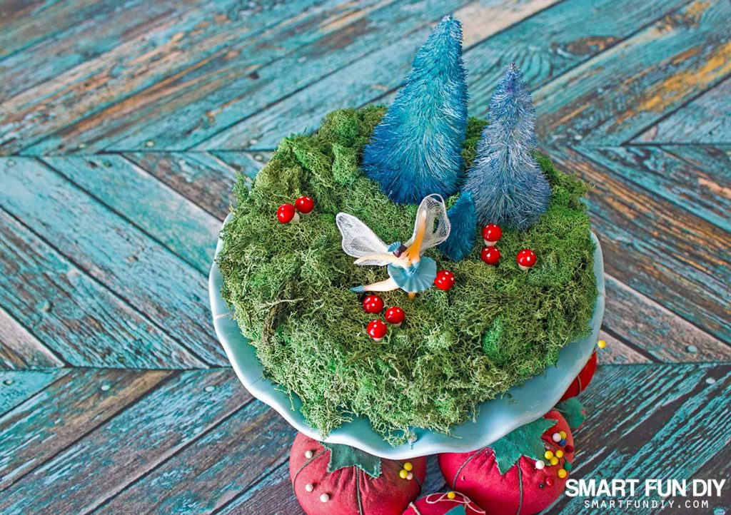 Easy Diy Fairy Garden Smart Fun Diy