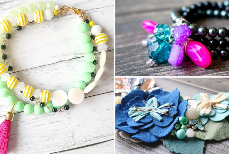 3 Summer Jewelry DIYs to Try NOW