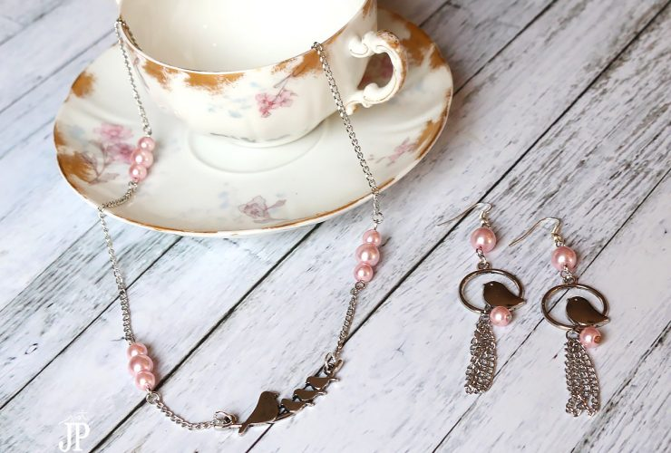 DIY Mother's Day Jewelry Set – Even if you've never made jewelry before!